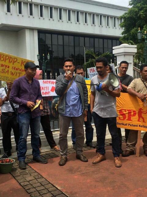 SPKS : PP No.24 Tahun 2015 tak Berpihak kepada Petani Kecil