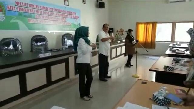 Dinas Pendidikan Ketapang Sosialisasikan Gernas Baku