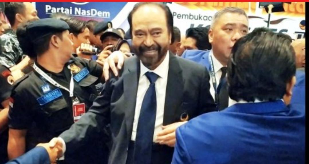 DPW Nasdem Usulkan Surya Paloh Maju Jadi Calon Presiden di Pilpres 2024