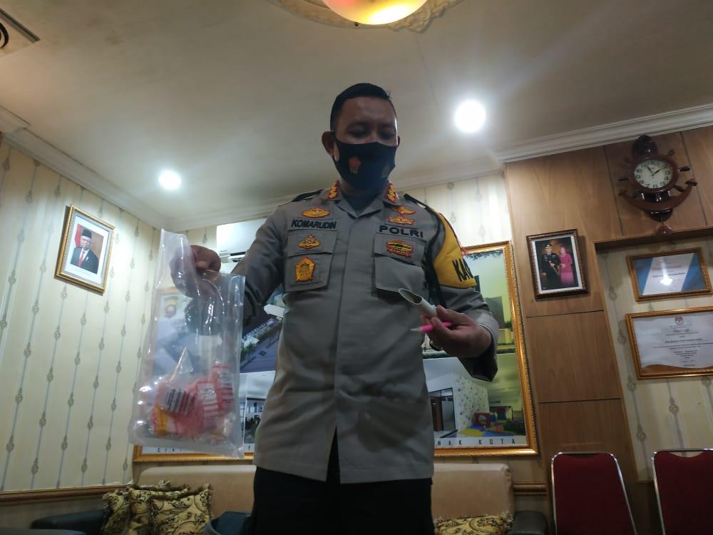 Anggota Reserse Polresta Pontianak Digasak, Komaruddin : Saya Akan Cari