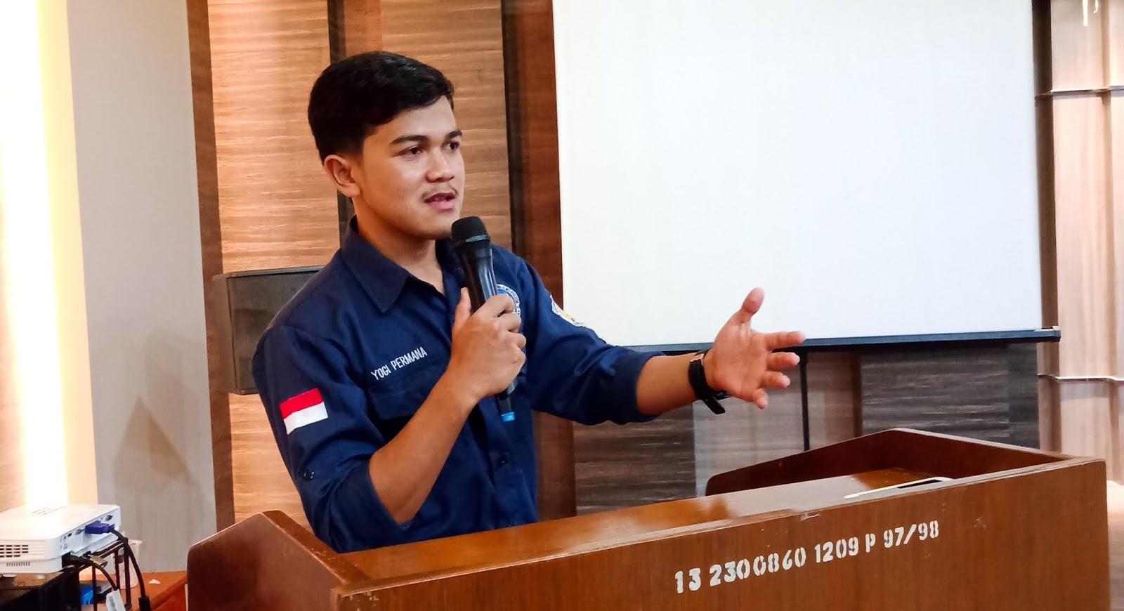 Staff Divisi PPIP Ajak Masyarakat Bijak dan Cerdas Dalam Memilih Calon Pemimpin