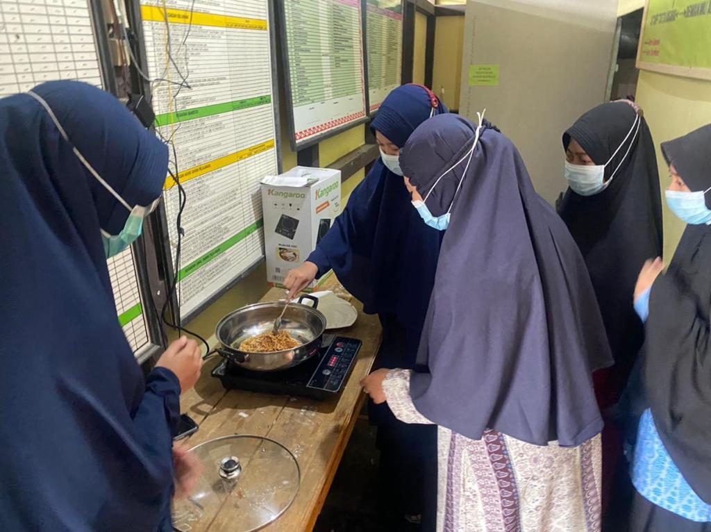 Electrfying Lifestyle Mulai Merambah Dunia Pendidikan di Sambas