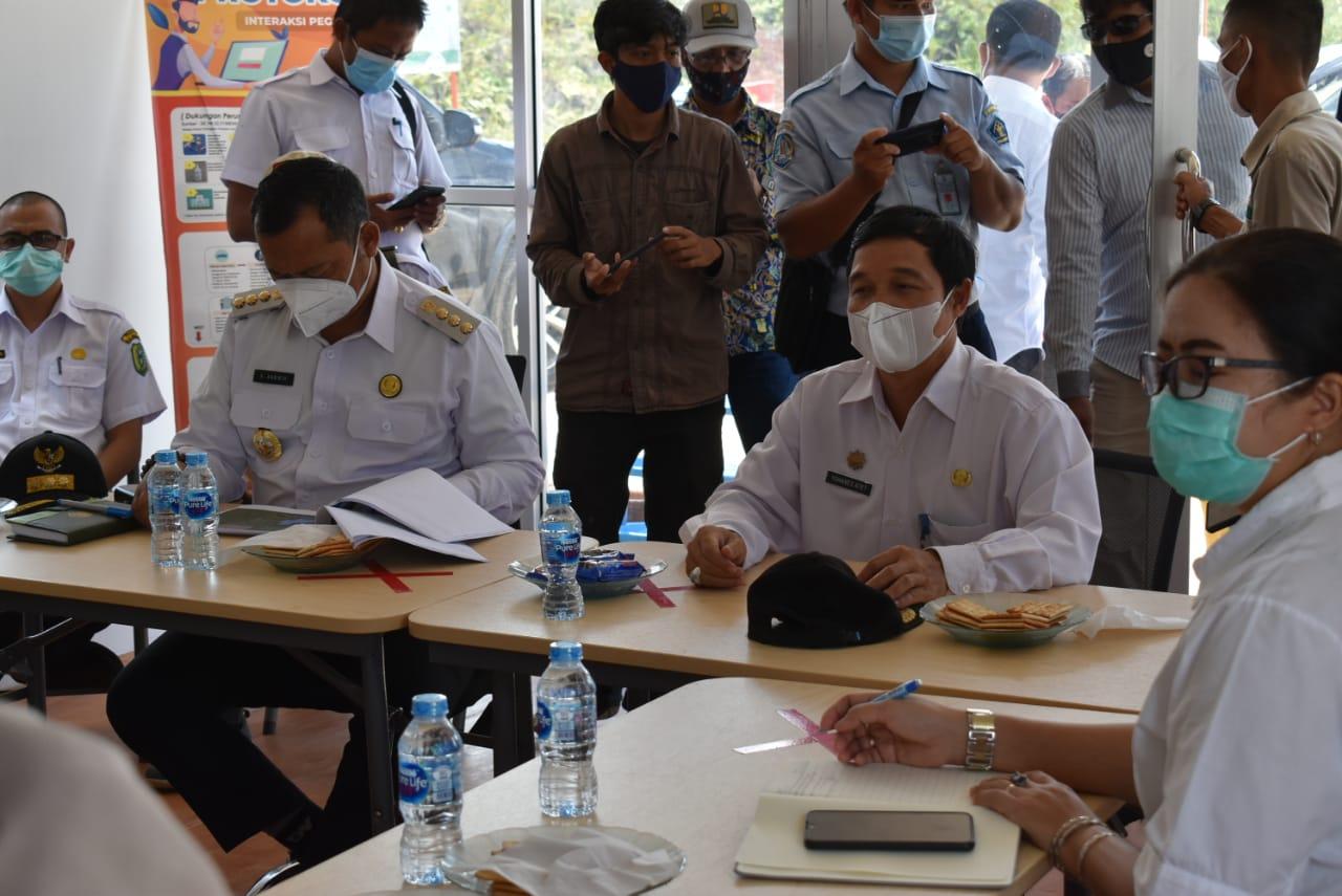 Bupati Bengkayang Minta Semua Pihak Dukung Pembangunan PLBN Jagoi Babang