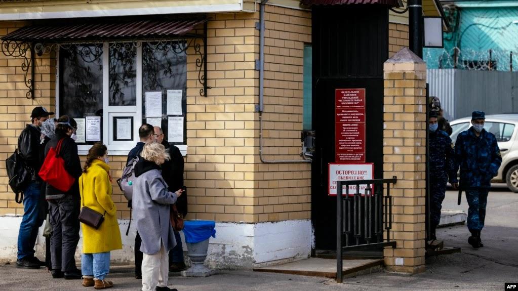 Tim Dokter: Kami Tak Diberi Akses Jenguk Navalny