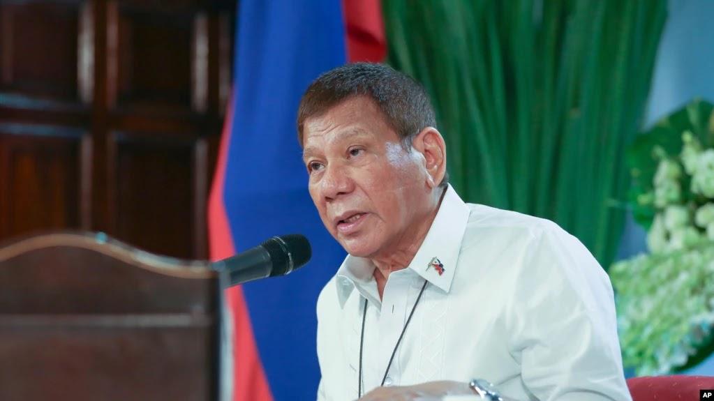Duterte Siap Kerahkan AL Filipina Terkait Klaim di Laut China Selatan