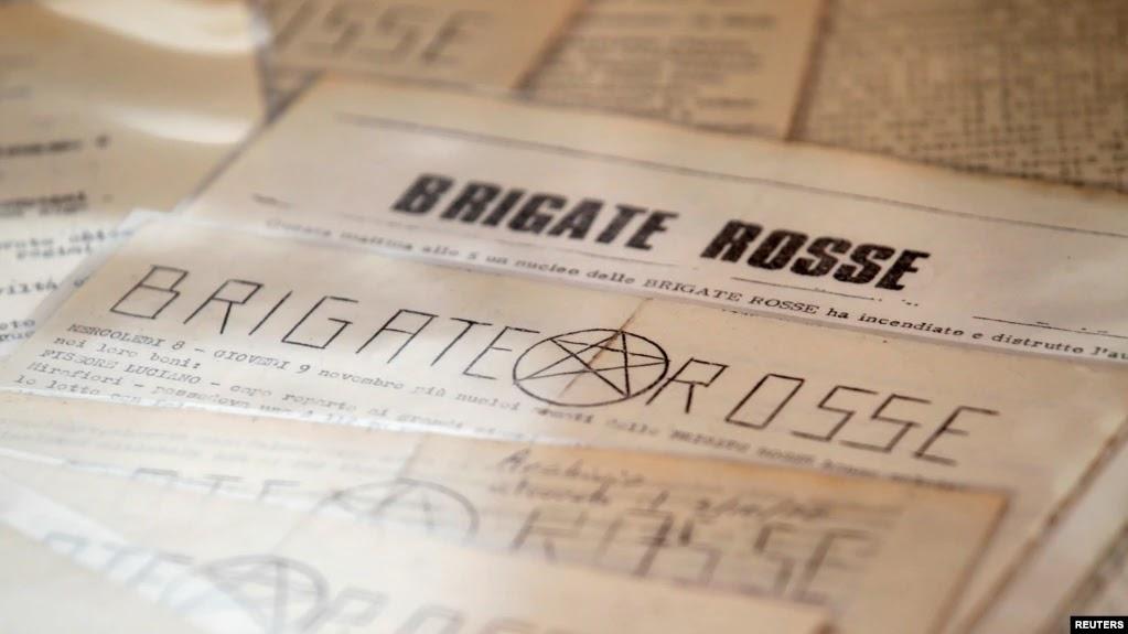 Mantan Anggota Brigade Merah Italia Ditangkap di Perancis
