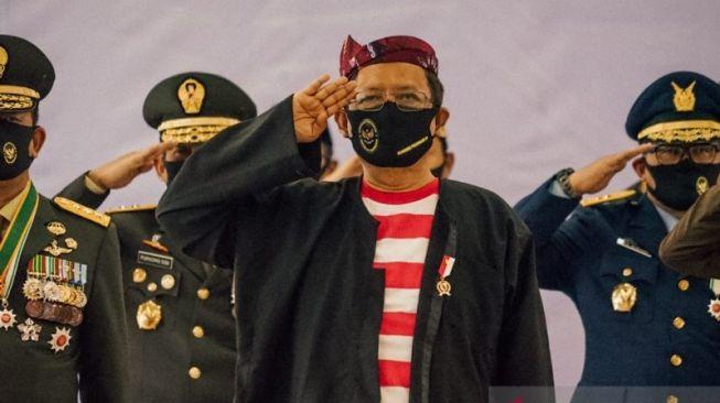 Bantah Sebut Korupsi Bisa Dimaklumi, Mahfud MD: Itu Omong Kosong