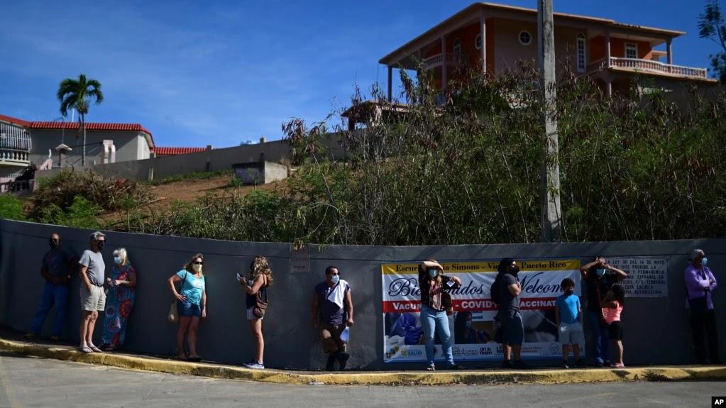 Kesehatan dan Perekonomian Puerto Rico Terimbas Pandemi