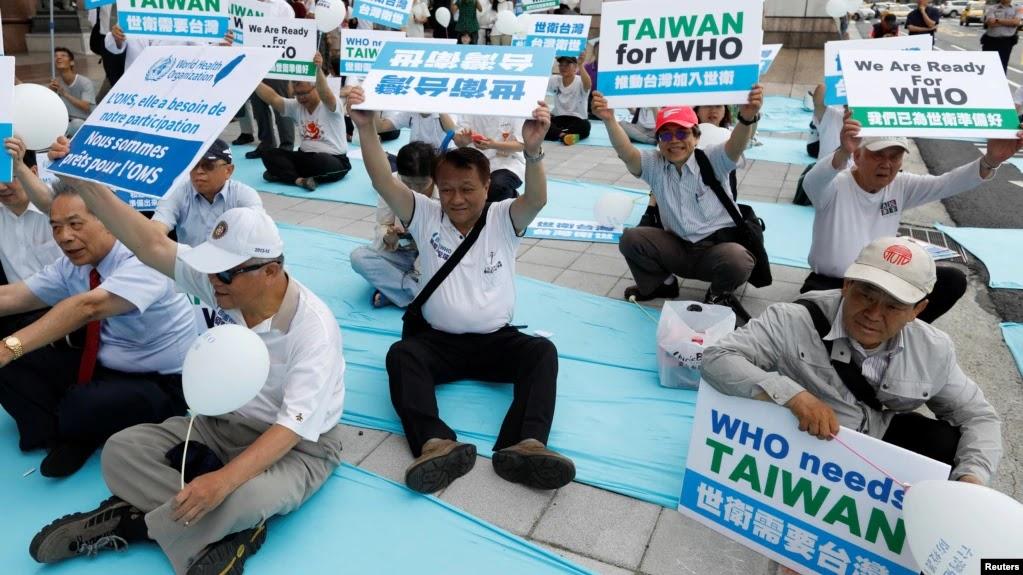 G7 Dukung Status Taiwan Sebagai Pengawas di Majelis WHO