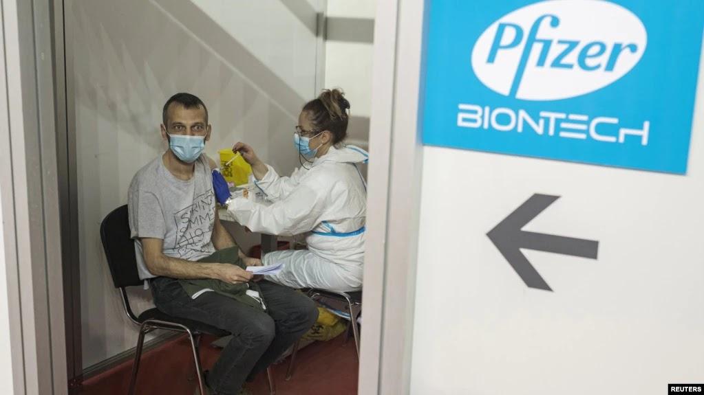 Pfizer, BioNTech akan Sumbang Vaksin COVID-19 untuk Olimpiade