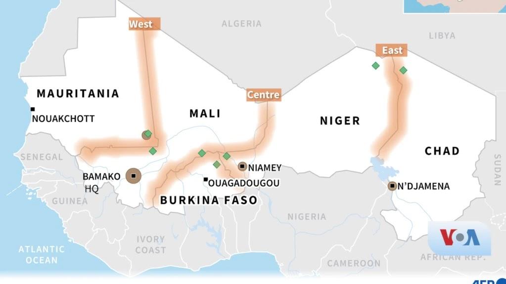 Pejabat: 16 Tewas, Satu Hilang dalam Penyerbuan di Niger