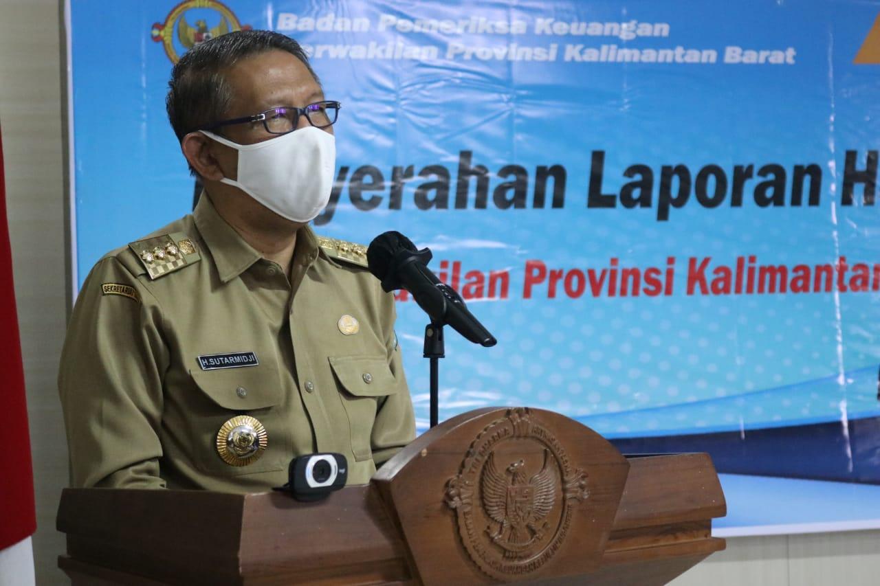 Sutarmidji: Pejabat Pemprov Kalbar Nekat Mudik, Siap-siap Menangis