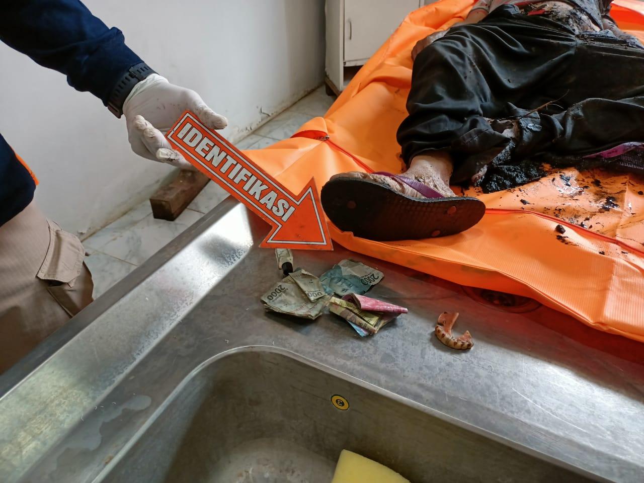 Temuan Mayat di Terminal Oplet, Ini Penjelasan Kapolsek Sungai Raya