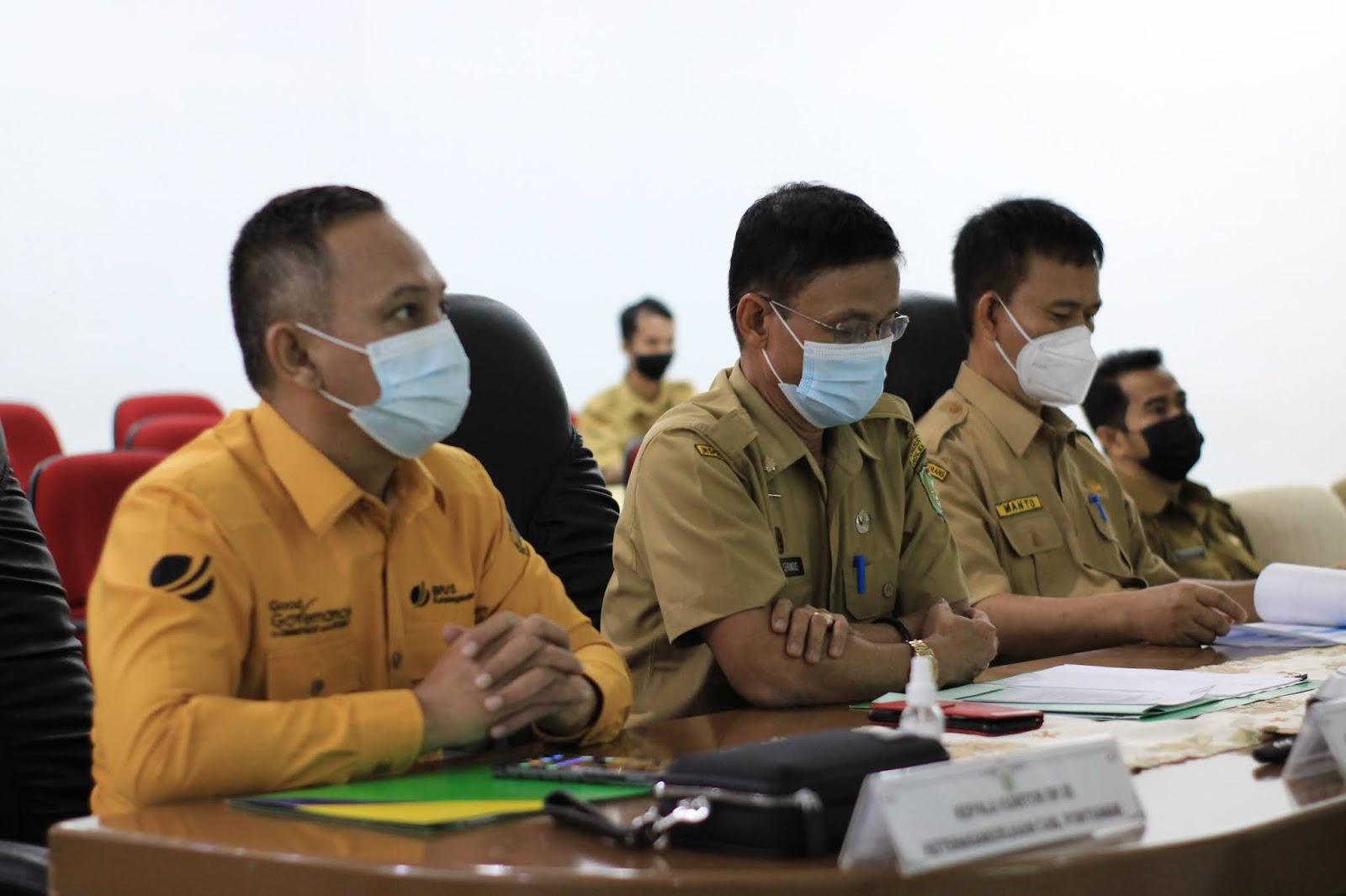 Bagikan Sembako ke Pekerja Terimbas Pandemi, Wujud Kepedulian BPJS Ketenagakerjaan