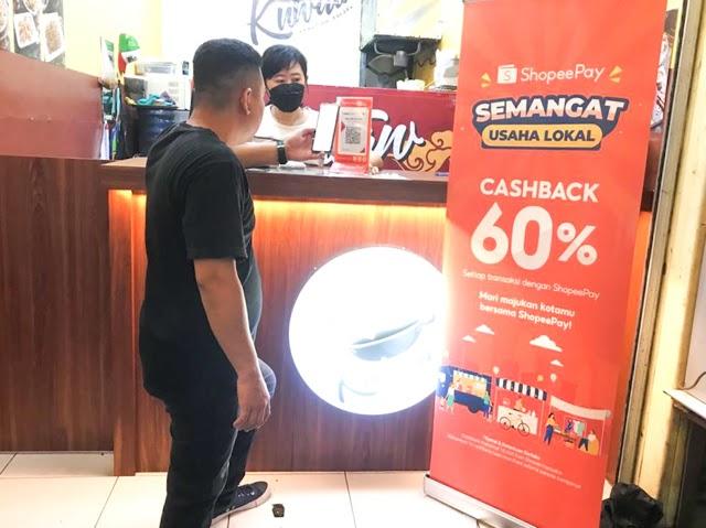 ShopeePay Semarakkan Semangat Usaha Lokal UKM Bandung untuk Dukung Percepatan Pemulihan Ekonomi di Masa Pandemi