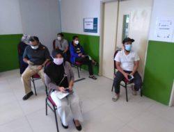 KJRI di Malaysia Lakukan Vaksinasi Tahap Pertama di Hospital KPJ Kuching