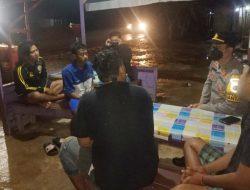 Polsek Siantan Perbanyak Patroli, Kaum Muda di Peniti Luar Siap Ronda Malam