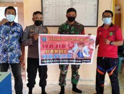 Pentingnya Peran Seorang Babinsa di Kecamatan Kapuas Saat Menghadapi Situasi Pandemi Covid-19