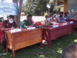 Desa Bulu Bala Menerima Penyaluran BLT -DD Tahap 1 Tahun 2021.