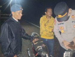 Patroli Blue Night Polsek Siantan Diperkuat Cegah Kriminalitas di Titik Rawan