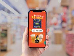 Tren Pembayaran Digital Meningkat di Minimarket,ShopeePay Hadirkan Kampanye 7.7 Juli Cashback Meriah