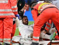 Euro 2020: Kemenangan Italia Dirusak Cedera Leonardo Spinazzola