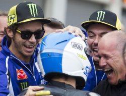 Tim Valentino Rossi Disebut Belum Ada Kerjasama dengan Aramco di MotoGP 2022, Kok Bisa?