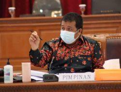 Banggar DPRD Landak bersama TAPD  Rapat Gabungan Bahas Rancangan KUA-PPAS APBD 2022