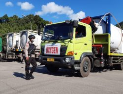 250 Ton Oksigen Bertahap Siap Dikirim dari Malaysia ke Pontianak