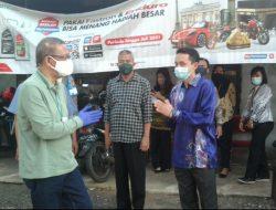 Konsulat Malaysia Mohiuddin Ghazali: Kedekatan dengan Kalbar, Malaysia Bantu Suplai Oksigen