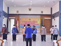 Badan Wakaf Kabupaten Sintang Dilantik, Diminta Jalankan Tugas Profesional