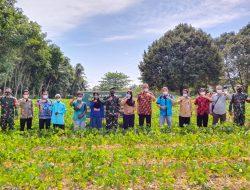 Wabup Bengkayang Dampingi Pangdam XII/Tpr dan Tim Penilai Lomba Binter Tingkat Pusat 2021