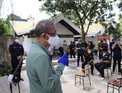 Gubernur Kalbar Sutarmidji Apresiasi Vaksinasi Millenial
