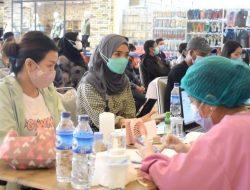 Kuota Vaksin untuk Dua Hari di Citimall Ketapang Ludes di Hari Pertama