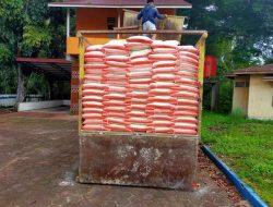 Bantu Korban Banjir, Pemprov Kalbar Kirim 10 Ton Beras ke Melawi