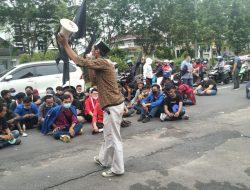 Tak Digubris Gubernur dan DPRD Kalbar, Mahasiswa Ancam Kerahkan Massa Lebih Banyak