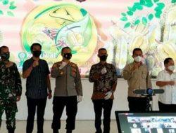 Pagelaran Festival Panen Rakyat di KKU Secara Daring Digelar