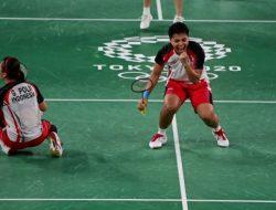Akhirnya! Greysia / Apriyani Sumbang Emas Pertama untuk Indonesia di Olimpiade Tokyo