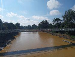 Wah! Spanduk 'Selamatkan Sungai Sekadau' di Jembatan Penanjung Hilang