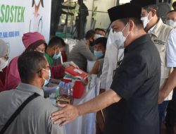 BPJamsostek Kolaborasi Pemprov Kalbar dan Polda Kalbar Gelar Vaksinasi Massal