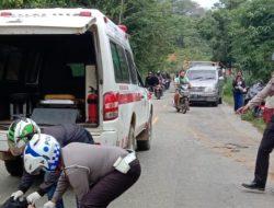 Kecelakaan Tunggal di Pahauman, Landak Telan Korban Jiwa