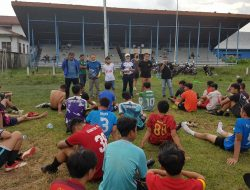Askab PSSI Sanggau Seleksi Pemain Liga Tiga