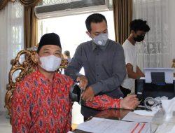 Jalani Vaksinasi Tahap 2, Ini Pesan Wakil Gubernur Kalimantan Barat