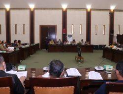 Rapat Gabungan Bahas Beberapa Agenda Pembangunan di Sambas