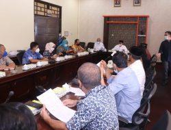Koordinasi Kanwil Kemkuham Kalbar ke DPRD Sambas