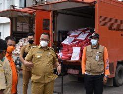 Bengkayang Terima Bantuan Beras 7 Ton dari Presiden dan Gubernur Kalbar