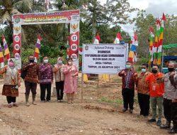 Desa Timpuk Deklarasi ODF Tingkat Dusun Bumi Rejo