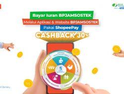 Tingkatkan Adopsi Pembayaran Digital, BPJS Ketenagakerjaan Resmi Berintegrasi dengan ShopeePay