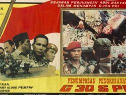 Survei Median: 42 Persen Publik Ingin Film G30S PKI Kembali Diputar