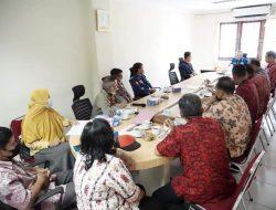 Komisi A DPRD Landak Rapat Kerja Bersama OPD Terkait